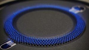 اجاق گاز شیشه ای مدل PKQ 755 D GHK آریستون