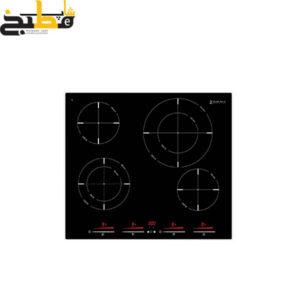 صفحه برقی چهار المنته مدل Cristallo 4ES60CBV زیگما