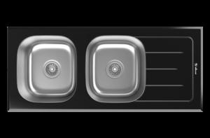 سینک شیشه ای مدل DSG-119 داتیس