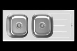 سینک شیشه ای مدل DSG-119ultra داتیس