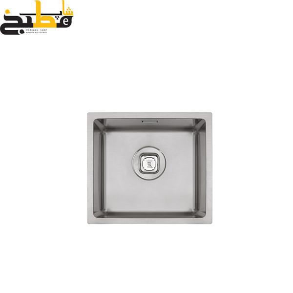 سینک ظرفشویی استیل مدل 94002 ترامونتینا
