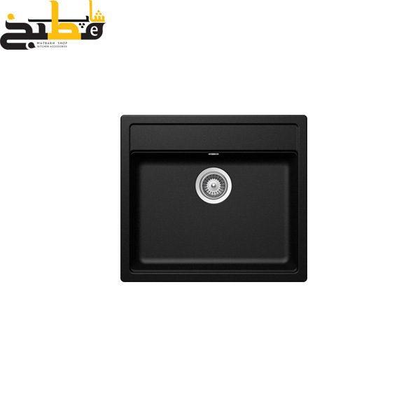 سینک گرانیتی مدل Mono N100 شاک | فروشگاه اینترنتی مطبخ شاپ