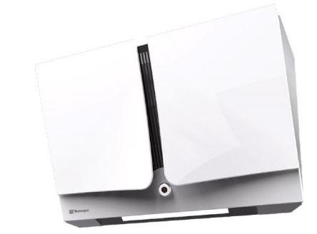 هود شیبدار 90 سانتی تکنو مدل TTV-3922W