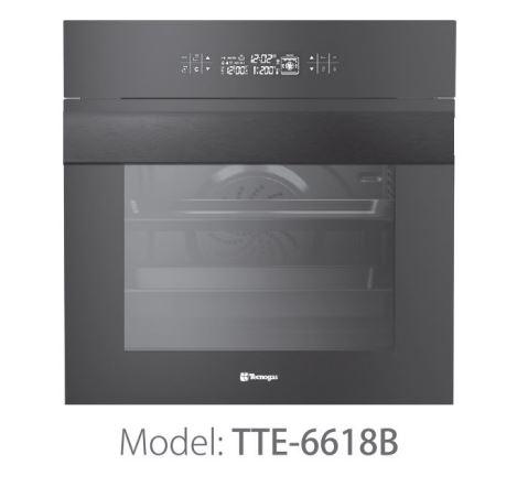 فر تکنو تمام برق 72 لیتری TTE-6618B