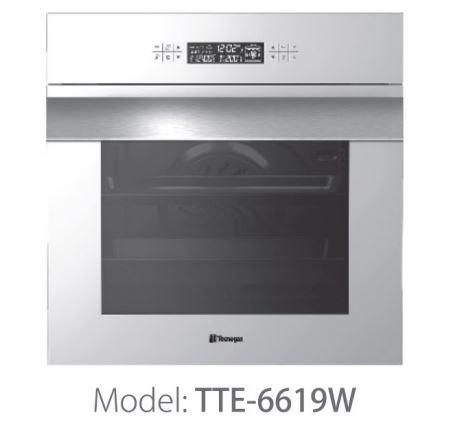 فر تکنو تمام برق 72 لیتری TTE-6619W