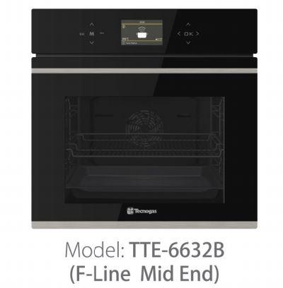 فر برقی تکنو 72 لیتری TTE-6632B