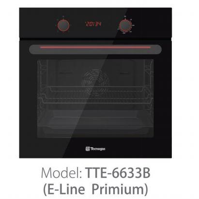 فر برقی تکنو 72 لیتری TTE-6633B