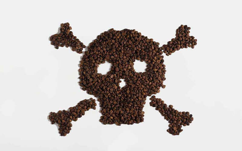 عوارض مصرف قهوه فوری