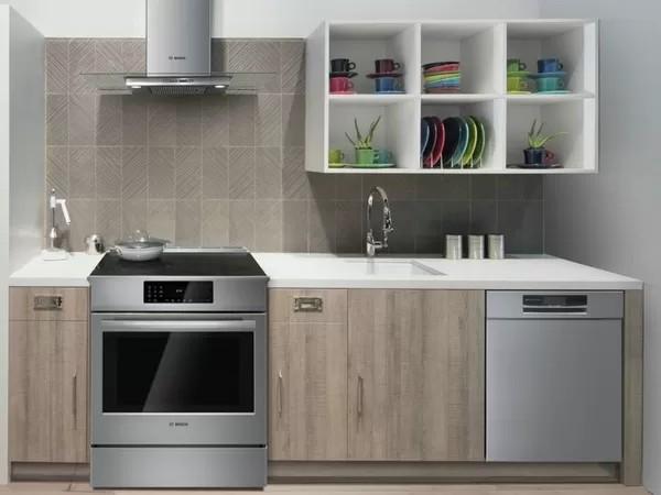 کابینت های بلند برای آشپزخانه کوچک